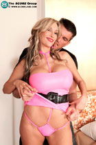 Big titted Sandra Star fucked by her boyfriend Scoreland