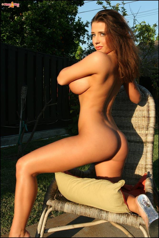 Womenfatporn Erica Leerhsen Posing Naked