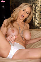 Julia Ann masturbates Twistys.com