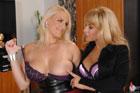 Siena Dorothy Black DDFbusty.com