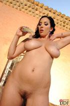 Jelena Jensen DDFbusty.com
