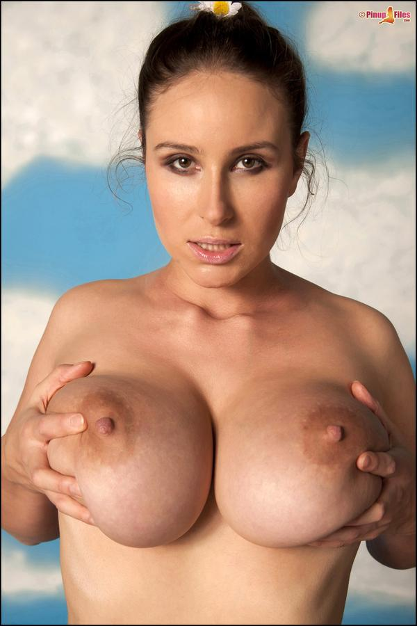 Vassanta beautiful babe with big natural boobs