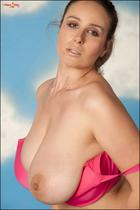 Vassanta beautiful babe with big natural boobs
